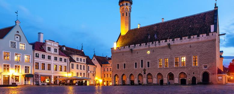 Belediye Binası Meydanı - Tallinn