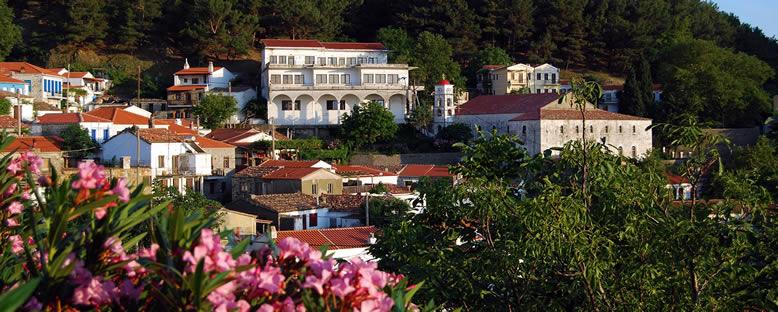 Tarihi Evler - Semadirek