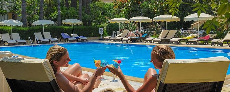 Tatil Keyfi - Riverside Garden Resort