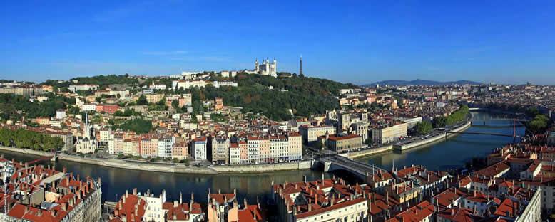 Kent Manzarası - Lyon