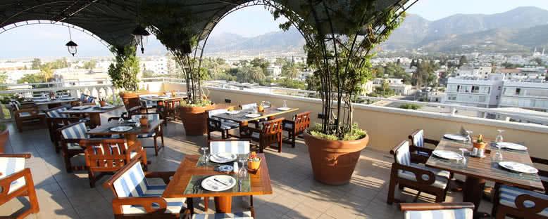Teras Restaurant - The Arkın Colony Hotel