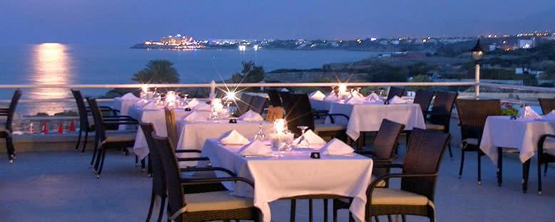 Teras Restaurant - Deniz Kızı Hotel
