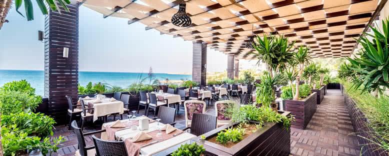 Teras Restaurant - Vuni Palace Hotel