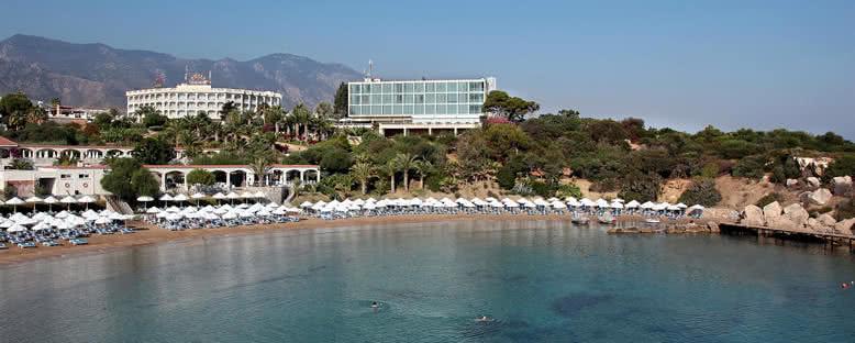 Tesis Görünümü - Deniz Kızı Royal Hotel