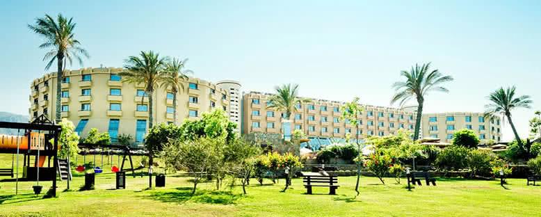 Tesis Görünümü - Merit Park Hotel & Casino
