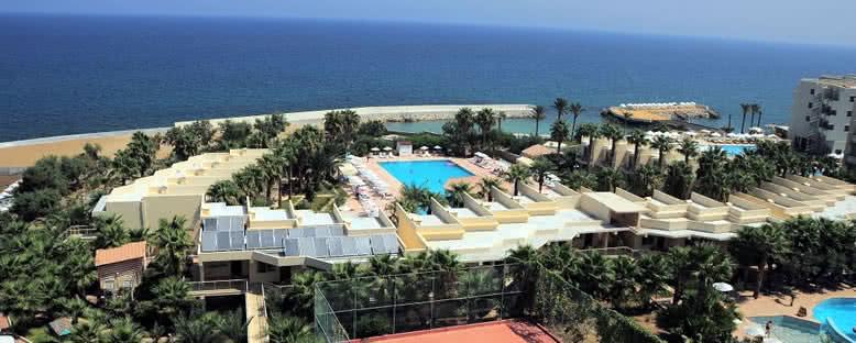 Tesis Görünümü - Oscar Resort Hotel