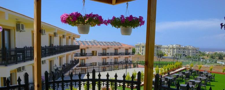 Tesis Görünümü - Riverside Garden Resort