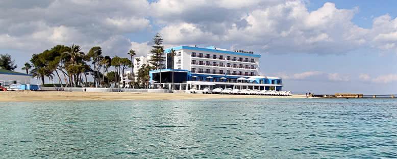 Tesis Manzarası - Arkın Palm Beach Hotel