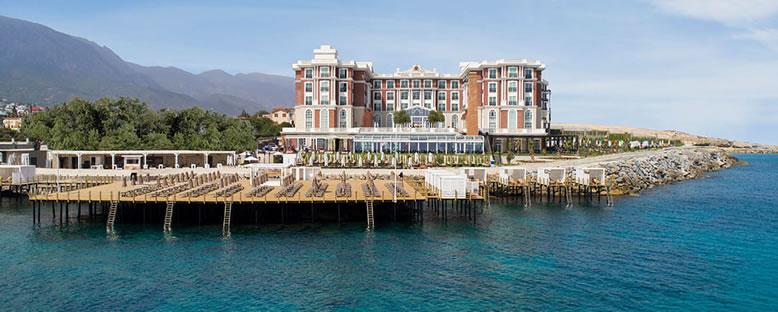 Tesis ve Plaj - Kaya Palazzo Resort & Casino