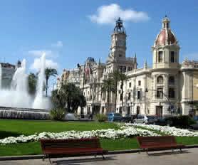 Valencia ispanya