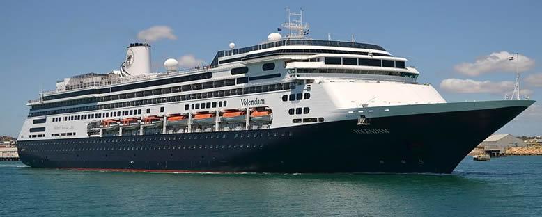 Volendam ile Cruise Gemi Turu