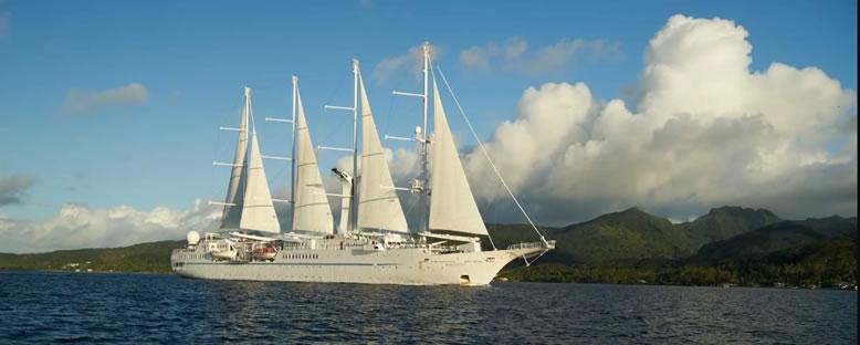 Wind Star Cruise Gemisi