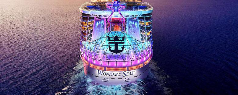 Wonder of the Seas Cruise Gemisi