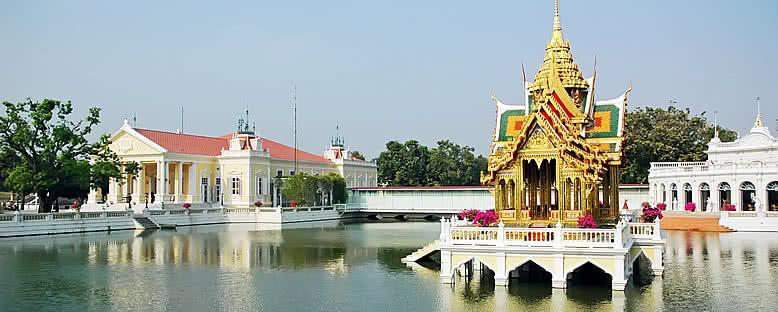 Yazlık Saray Bang Pa In - Bangkok