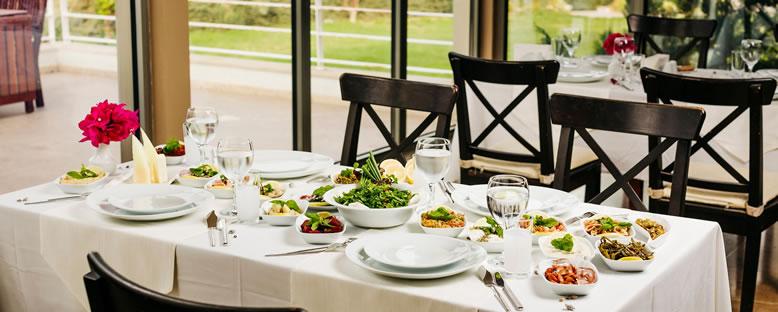 Yemek Salonu - Malpas Hotel