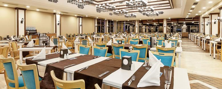 Yemek Salonu - Salamis Bay Conti Hotel