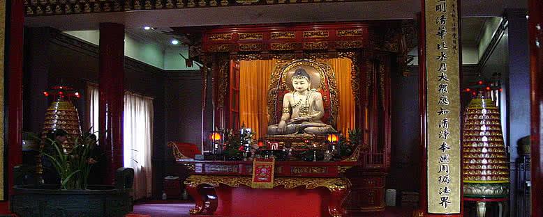 Yeşim Buddha Tapınağı - Shanghai