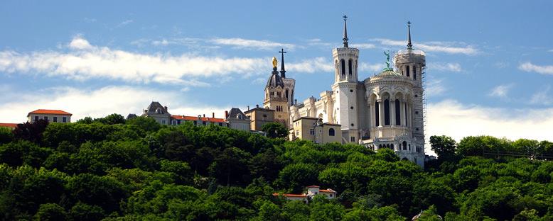 Fourviere Katedrali - Lyon