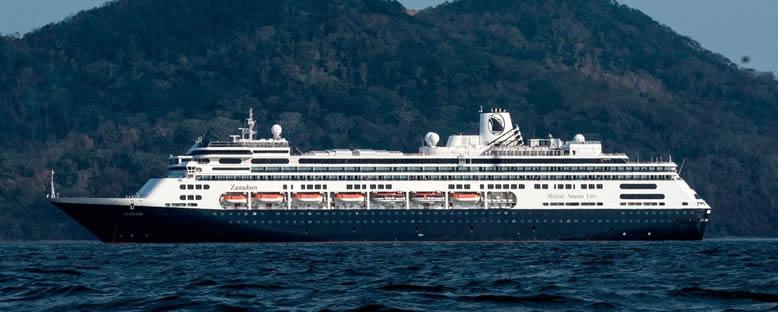 Zaandam Cruise Gemisi